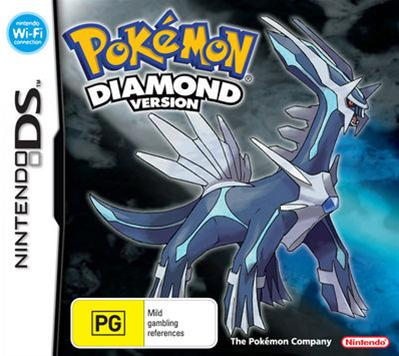 Thumbnail 1 for Pokemon Diamond (ENG) ALL LEGENDS AND COMPLETE